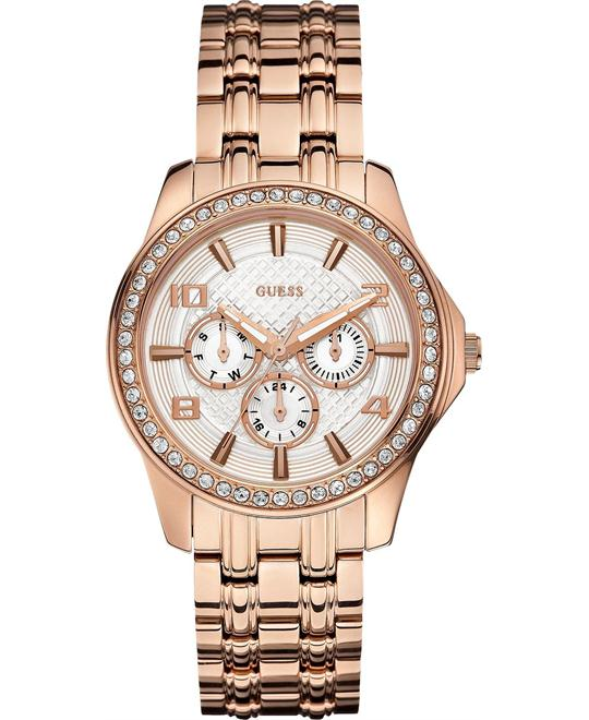 GUESS Polished Glamour Women's Watch 42mm