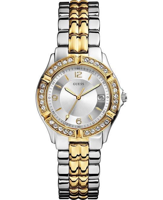 GUESS Dazzling Sporty Women's Stainless 36mm