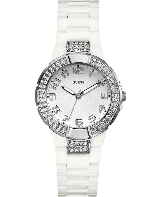 GUESS Polycarbonate Women's Watch 36mm