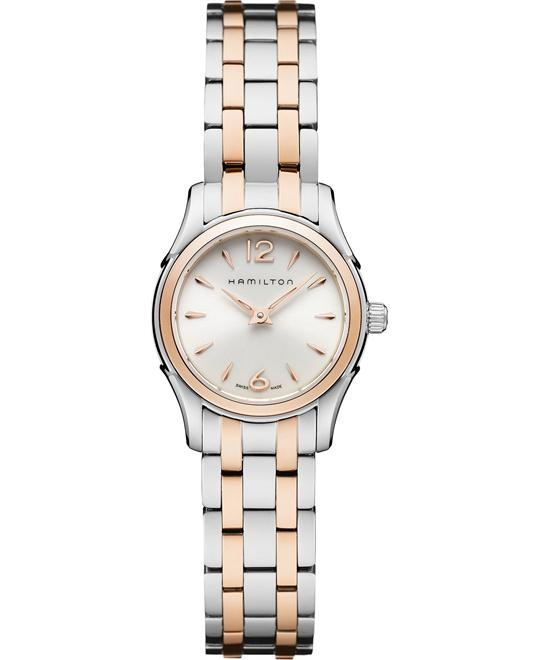 Hamilton Jazzmaster Swiss Ladies Watch 27mm