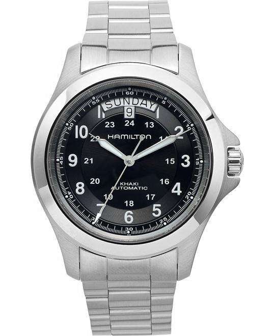 Hamilton Men's Swiss Automatic Steel 40mm