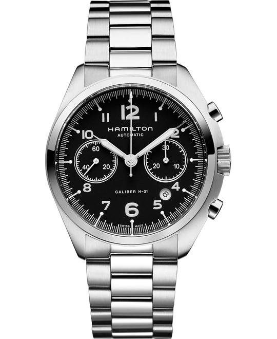 Hamilton KHAKI AVIATION Pilot Pioneer Automatic Watch 41mm