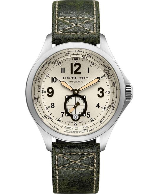 Hamilton KHAKI AVIATION QNE Automatic Watch 42mm