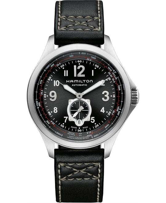 HAMILTON Khaki Aviation Automatic Watch 42mm