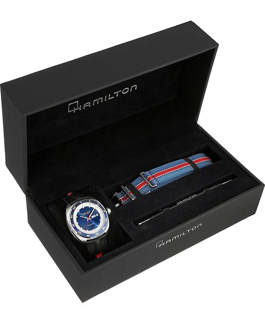 HAMILTON AMERICAN CLASSIC Pan Europ Day-Date 42mm