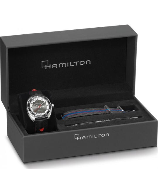 HAMILTON American Classic Pan Europ Watch 42mm