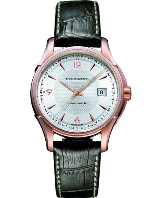 Hamilton American Jazzmaster Viewmatic Watch 40mm