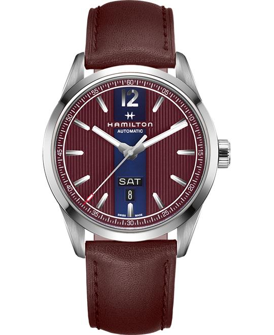 HAMILTON BROADWAY DAY DATE AUTOMATIC 42MM