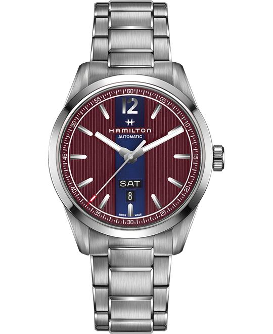 Hamilton Broadway Day Date Automatic Herrenuhr 42mm
