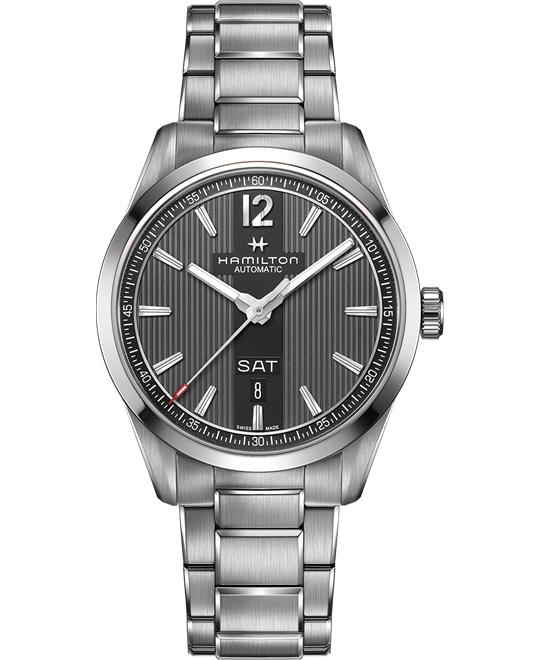 HAMILTON Broadway Day Date Automatic Watch 42mm