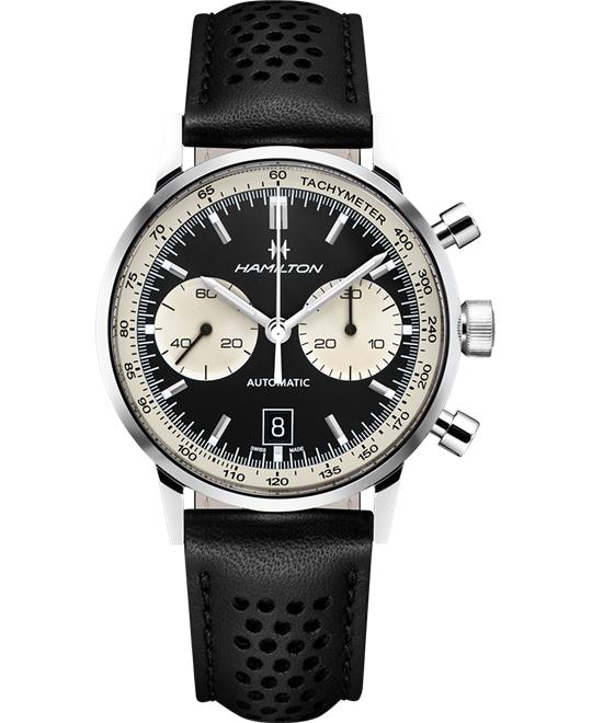 HAMILTON INTRA-MATIC 68 LIMITED TO 1968 PIECES  42mm