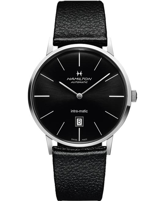 HAMILTON Intra-Matic Automatic Watch 42mm