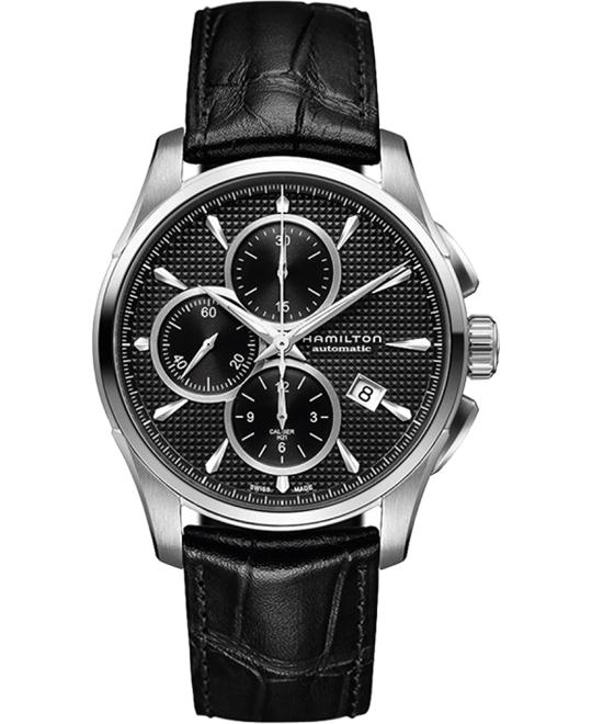 HAMILTON Jazzmaster Automatic Chronograph Watch 42mm