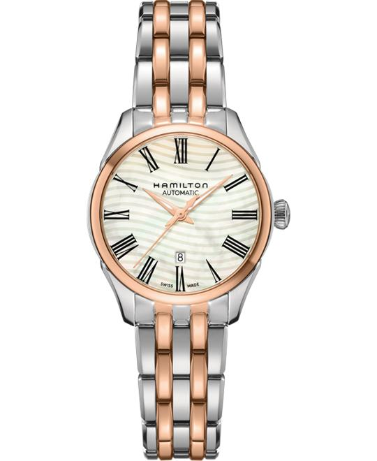 Hamilton Jazzmaster Automatic Ladies Watch 30mm