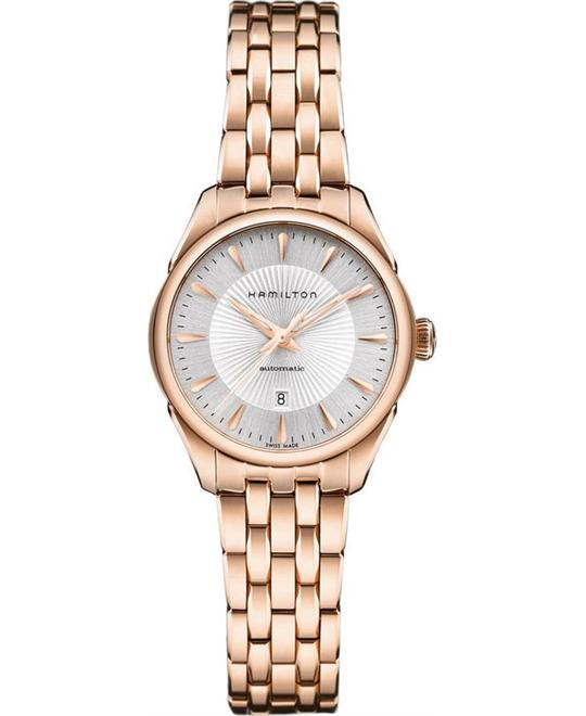 Hamilton Jazzmaster Lady Automatic Watch  30mm