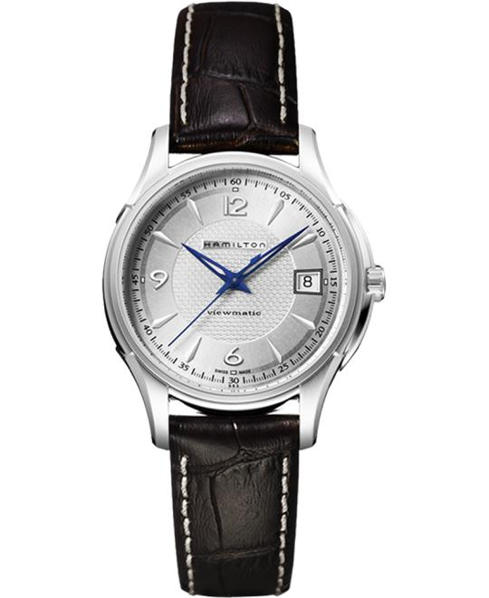 HAMILTON Jazzmaster Viewmatic Automatic Watch 37mm