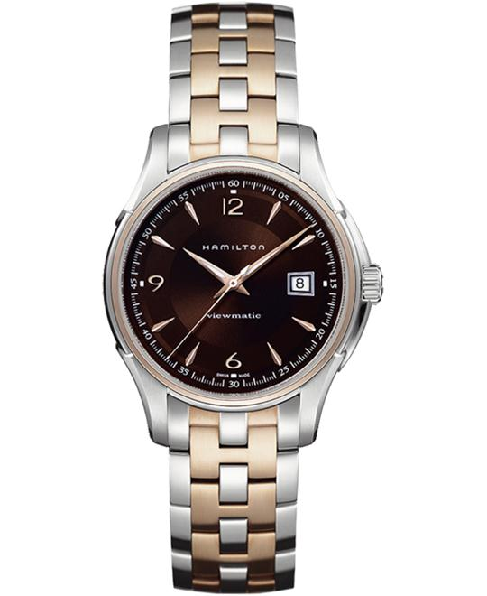 Hamilton JazzMaster Viewmatic PVD Watch 40mm