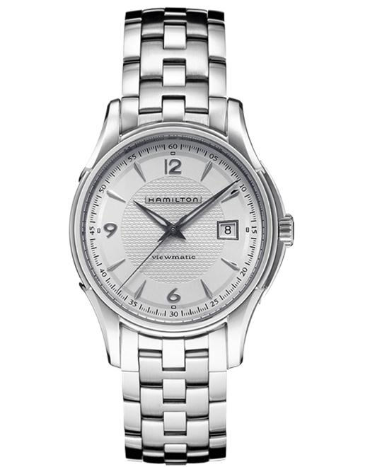 HAMILTON Jazzmaster Viewmatic Silver Watch 40mm