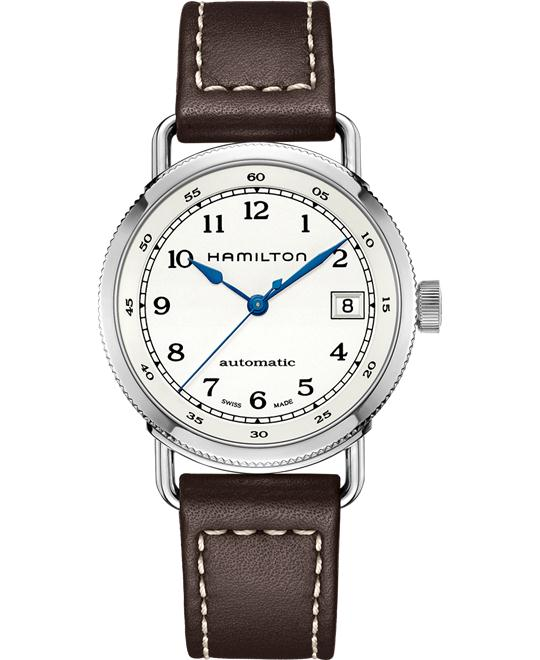 HAMILTON Khaki  Navy Pioneer Automatic Watch 36mm