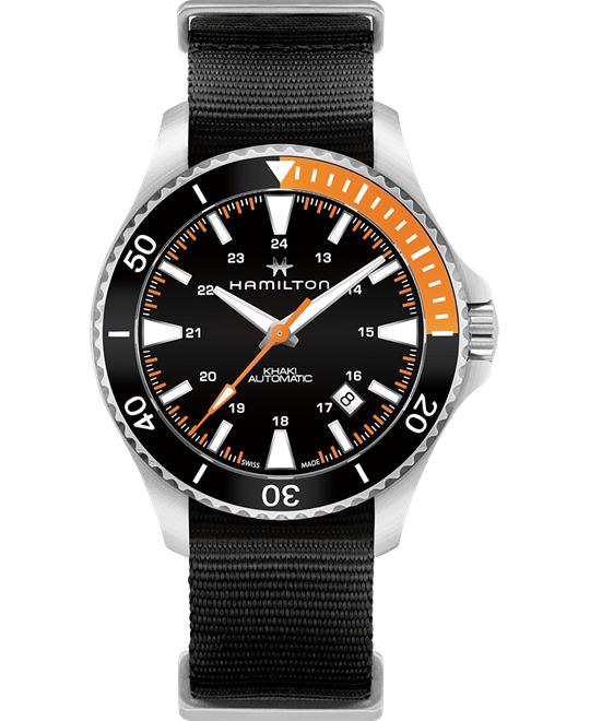 HAMILTON Khaki Navy Scuba Automatic Watch 40mm