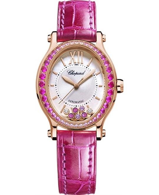 Chopard Happy Sport 275362-5003 18k Diamonds 31.31x29