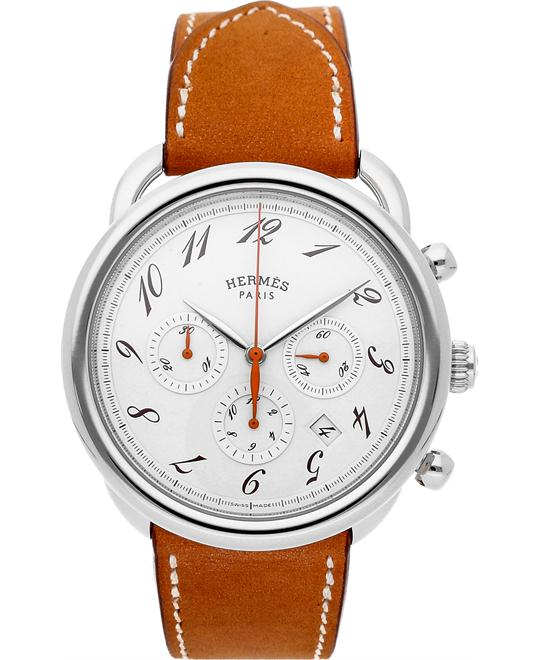 Hermès Arceau automatic-self-wind Watch 43mm
