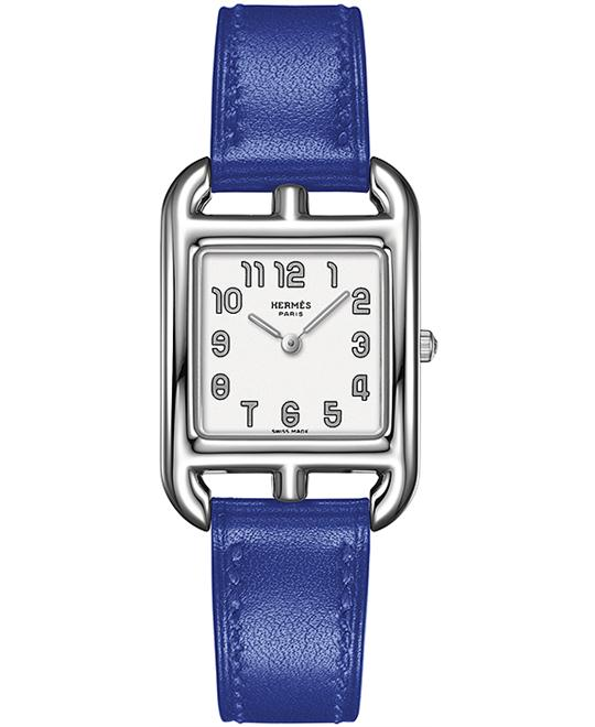 Hermes Cape Cod Small PM Ladies Watch 23x23mm