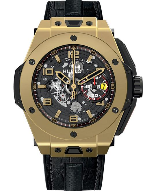 Hublot Big Bang Ferrari 401.MX.0123.VR Watch 45mm