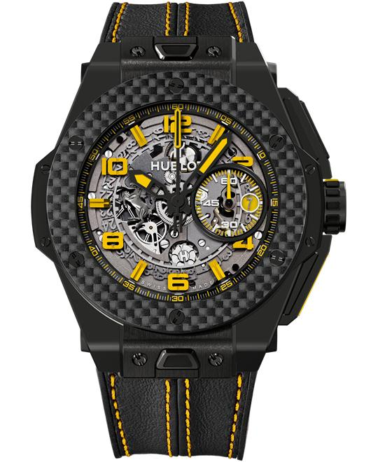 Hublot Big Bang Ferrari Ceramic Carbon 401.CQ.0129.VR 45mm