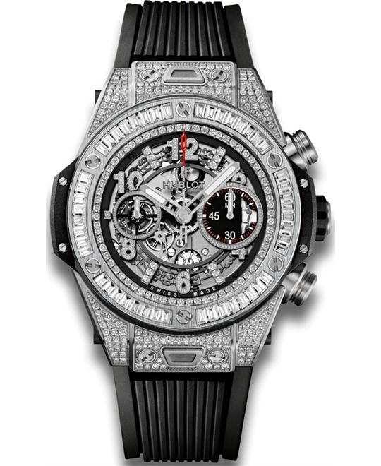 Hublot Big Bang Unico Jewellery 411.NX.1170.RX.0904 45mm