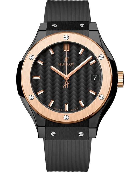 Hublot Classic Fusion Ceramic King Gold 581.CO.1781.RX 33mm