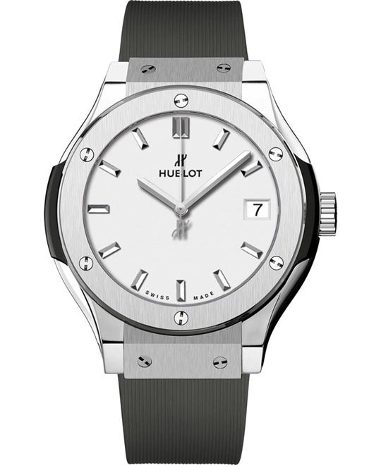 Hublot Classic Fusion White Dial 542.NX.2611.RX 45mm