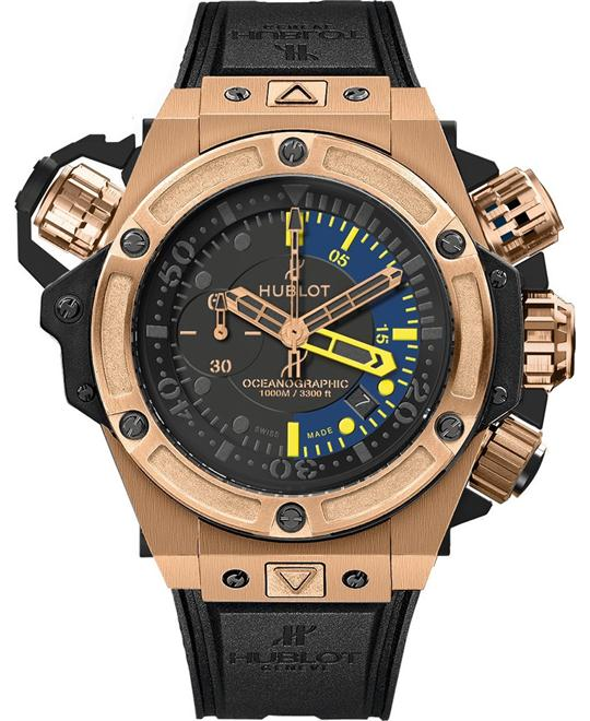 Hublot King Power Oceanographic 732.OX.1180.RX 48mm