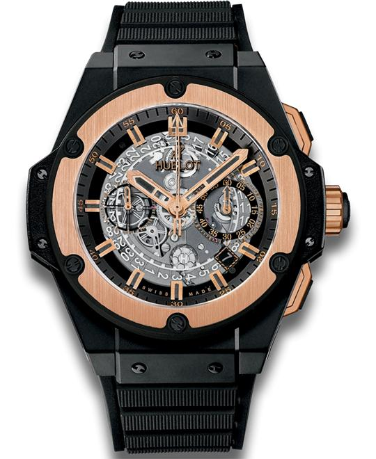 Hublot King Power Unico King Gold 701.CO.0180.RX 48mm