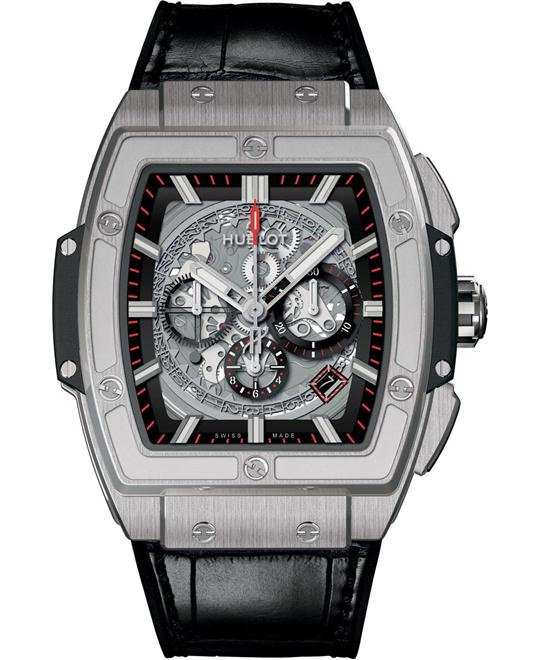 Hublot Spirit of Big Bang Titanium 601.NX.0173.LR  51x45mm