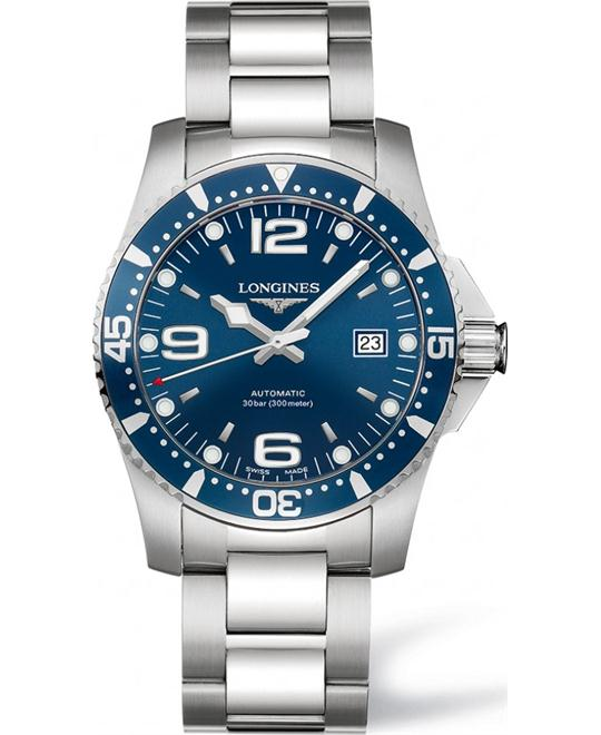 LONGINES L3.742.4.96.6 HYDROCONQUEST AUTO DIVING 41MM