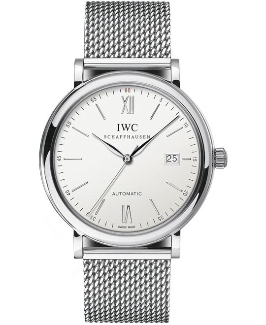 IWC IW356505 Mens Automatic Stainless Steel 40mm