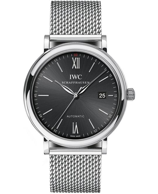 IWC IW356506 Mens Stainless Steel Automatic 40mm