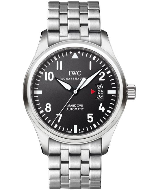 IWC IW326504 Mens Stainless Steel Brushed 41mm