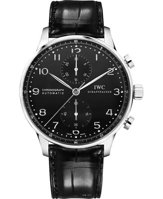 IWC IW371447 Portuguese Automatic Chronograph Watch 40.9mm
