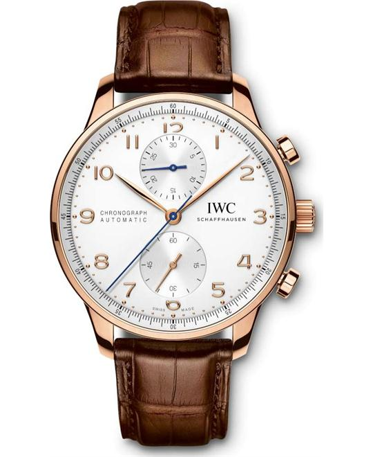 IWC Portuguese Chronograph Automatic Watch 40.9mm