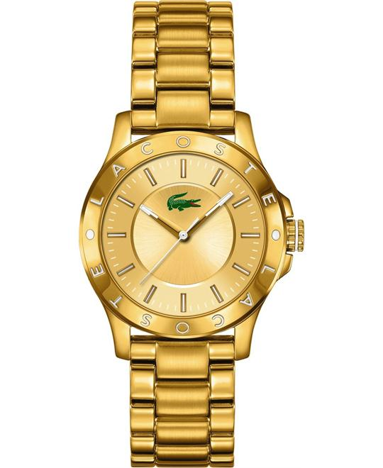 Lacoste Madeira Gold-Tone Women's Watch 33mm