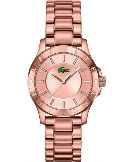 Lacoste Madeira Rose Gold-Tone Women's Watch 33mm