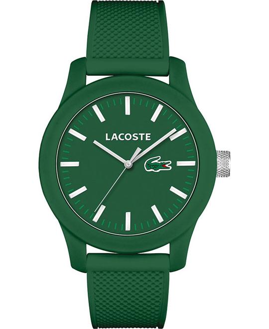 Lacoste Men's Lacoste.12.12 Green Watch 43MM
