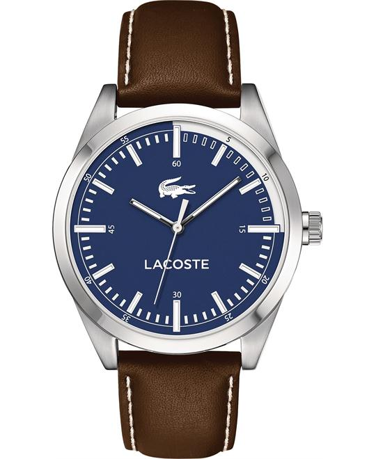 Lacoste Men's Montreal Brown Watch, 44mm