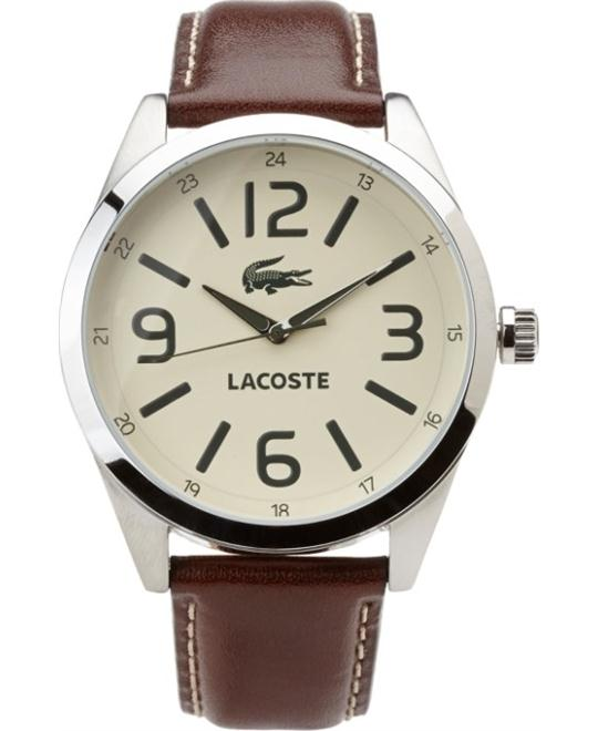 Lacoste Montreal Brown Men's Watch 44mm
