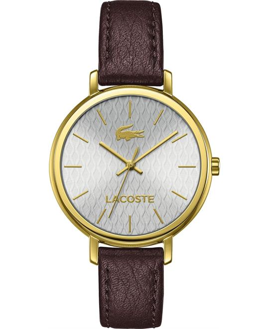 Lacoste Nice Gold-Tone SS Watch 35mm