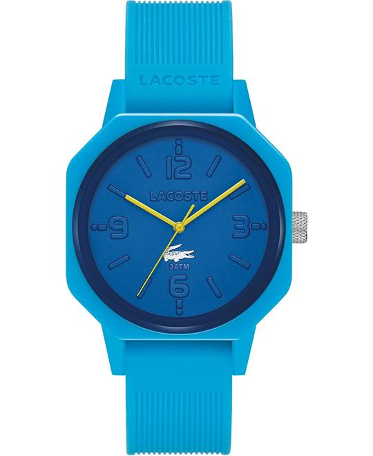 Lacoste Watch, Men's 80th Anniversary Silicone 42mm