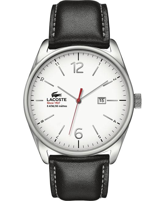 Lacoste Watch, Men's Austin Black 44mm