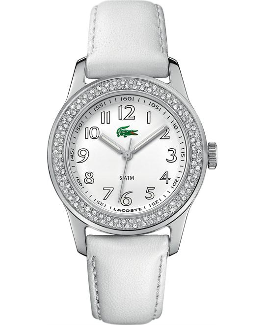 Lacoste Women's Advantage White Watch 38mm